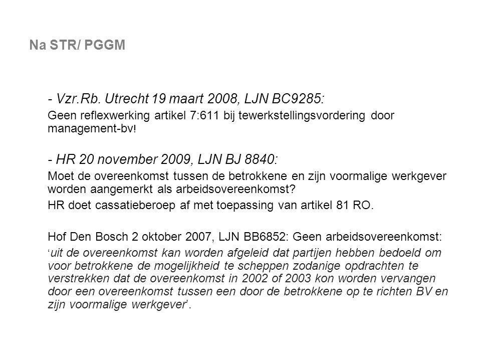 - Vzr.Rb. Utrecht 19 maart 2008, LJN BC9285: