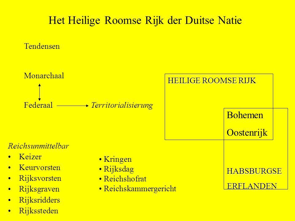 Het Heilige Roomse Rijk der Duitse Natie