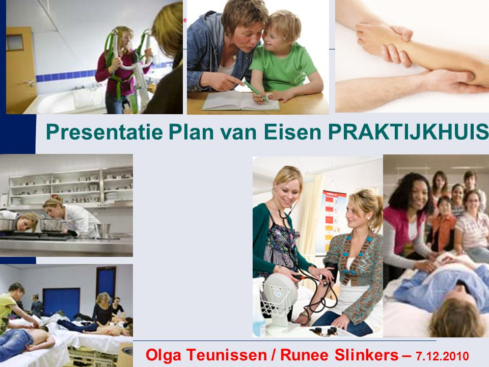 Presentatie Plan van Eisen PRAKTIJKHUIS