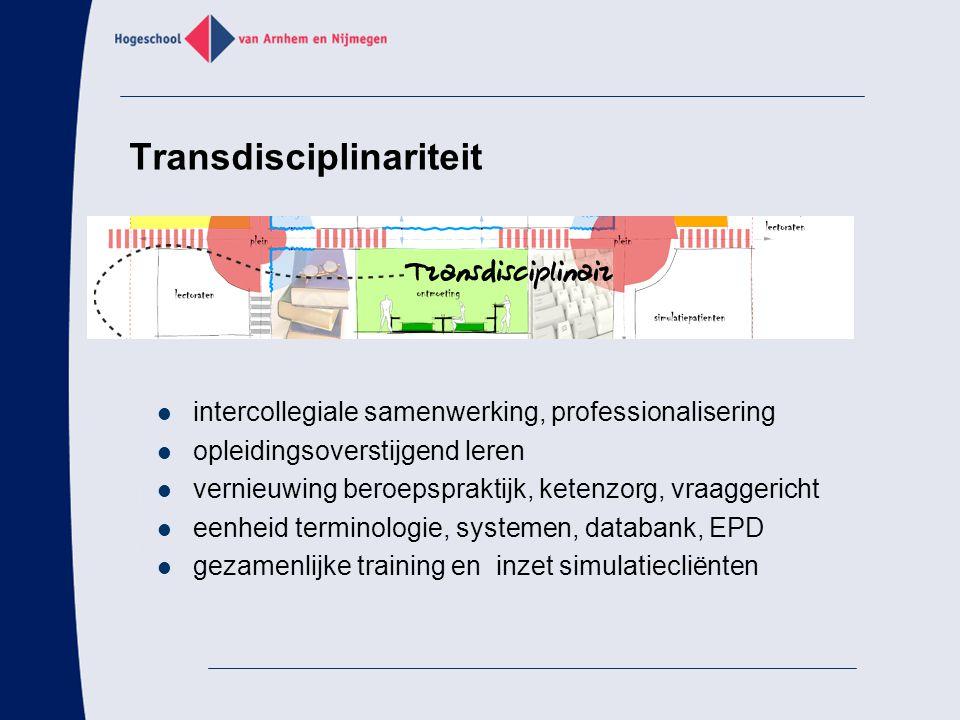 Transdisciplinariteit