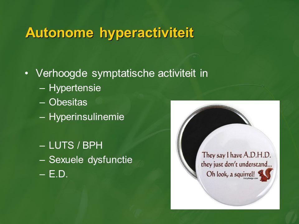 Autonome hyperactiviteit