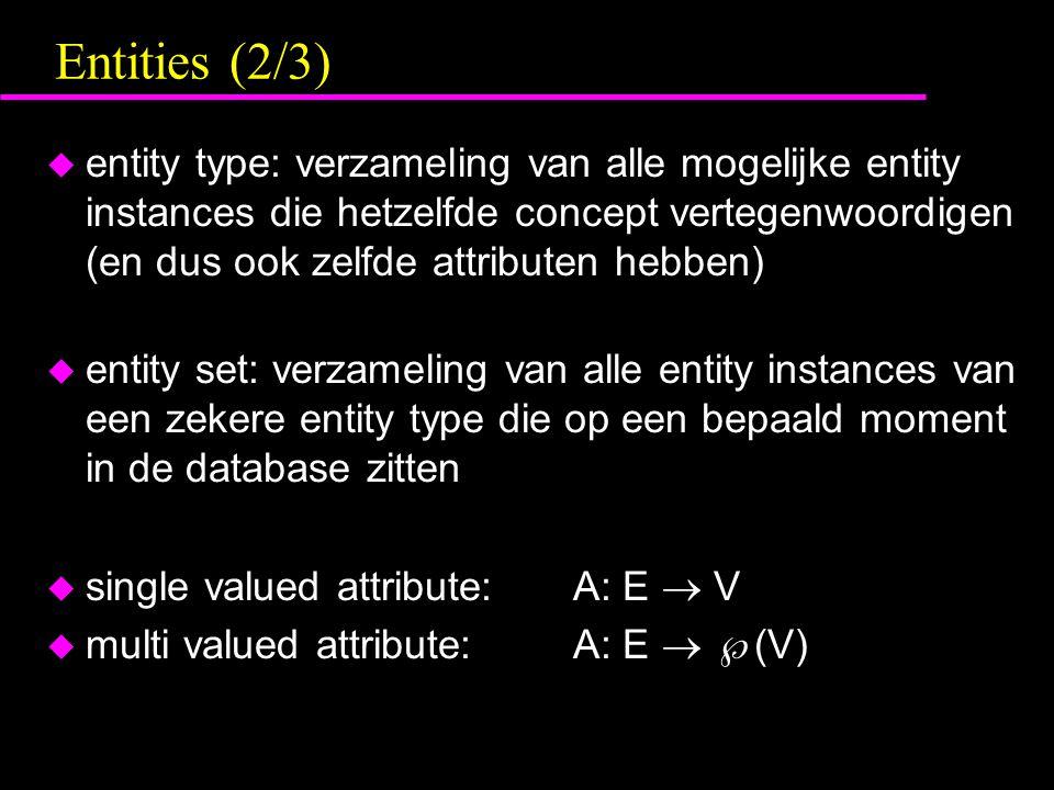 Entities (2/3)