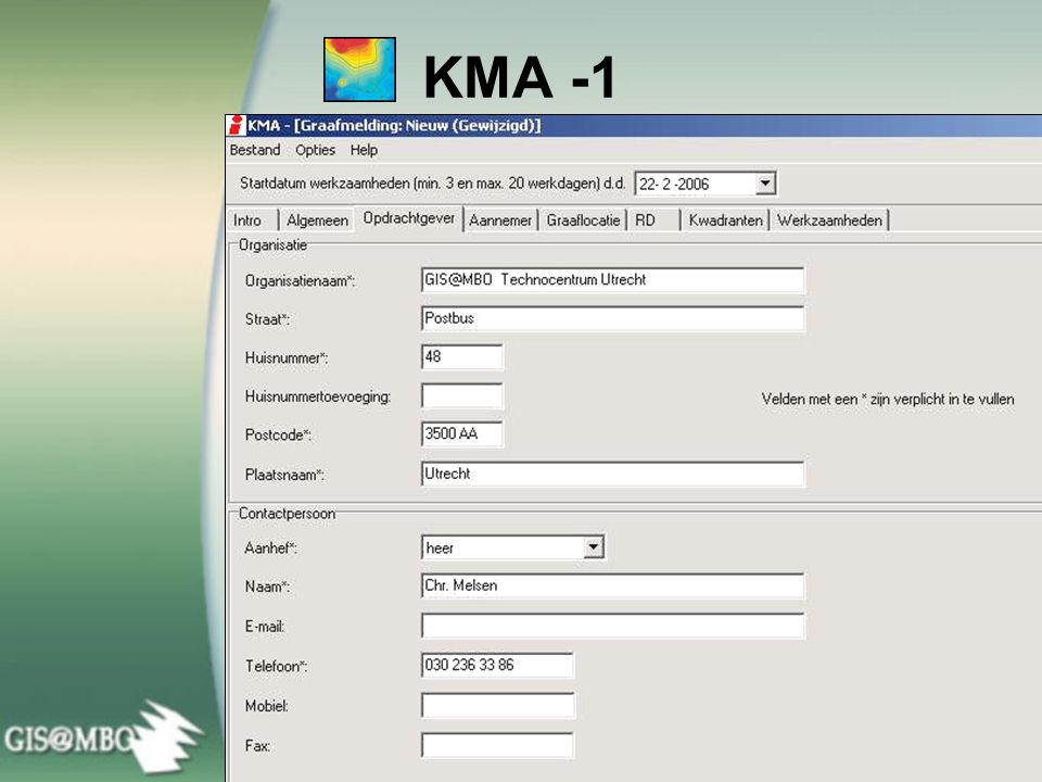 KMA -1