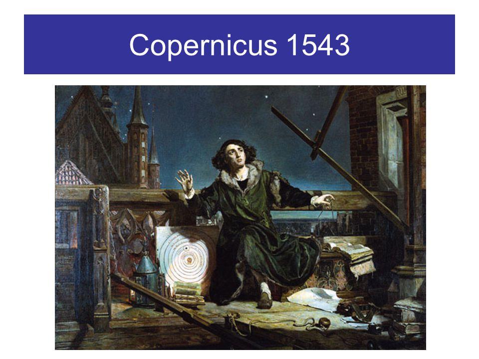 Copernicus 1543