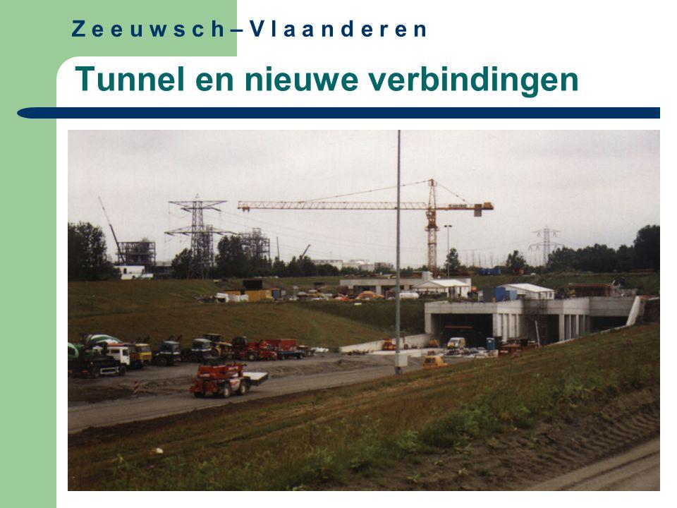 Tunnel en nieuwe verbindingen