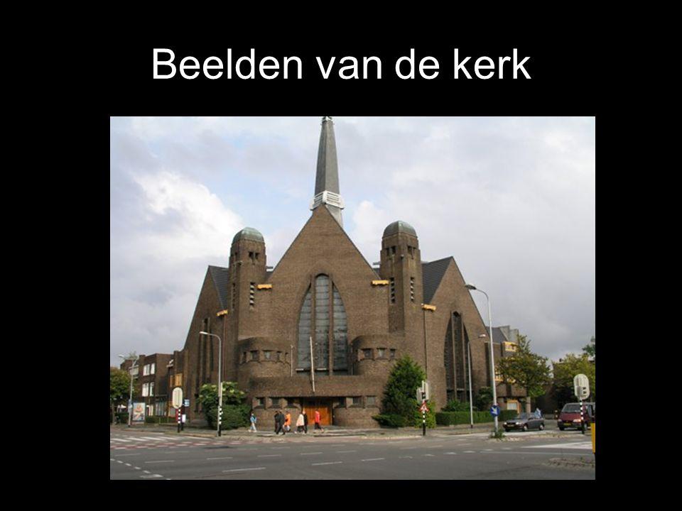 Beelden van de kerk