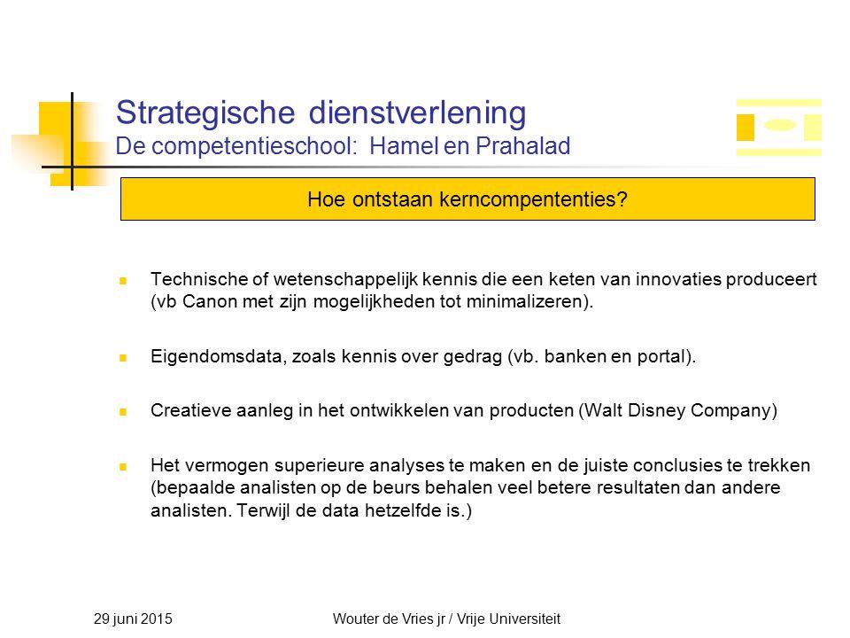 Strategische dienstverlening het facet dienstverlener ppt download - Hoe een studio van m te ontwikkelen ...