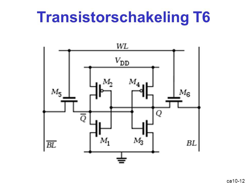 Transistorschakeling T6