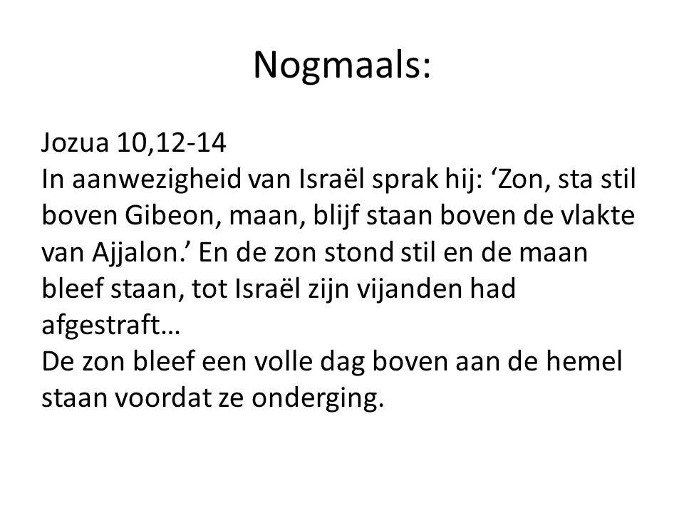 Nogmaals: