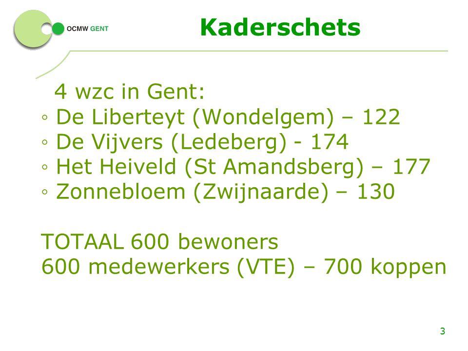 Kaderschets 4 wzc in Gent: De Liberteyt (Wondelgem) – 122