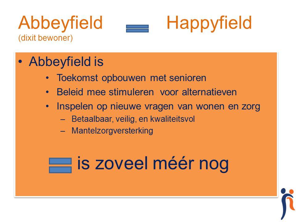 Abbeyfield Happyfield (dixit bewoner)
