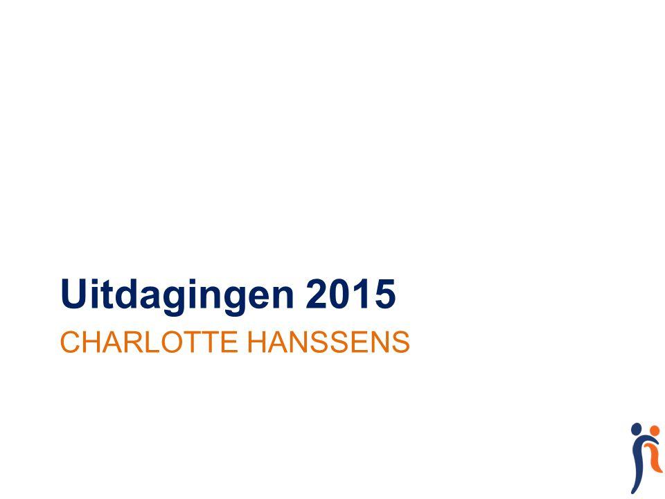 Uitdagingen 2015 Charlotte Hanssens