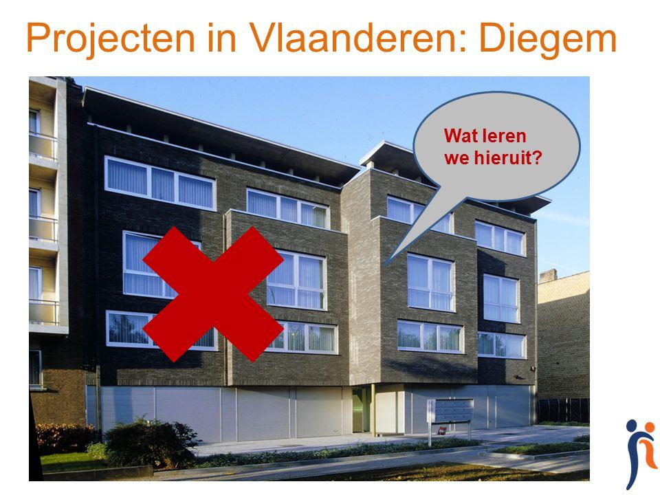 Projecten in Vlaanderen: Diegem
