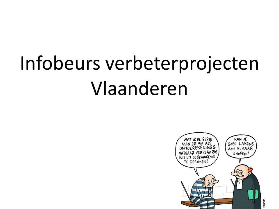 Infobeurs verbeterprojecten Vlaanderen
