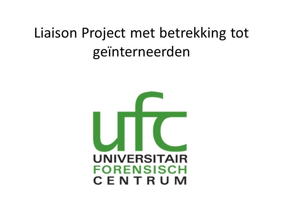 Liaison Project met betrekking tot geïnterneerden