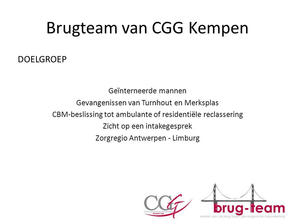Brugteam van CGG Kempen