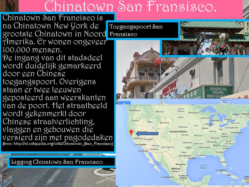 Chinatown San Fransisco.
