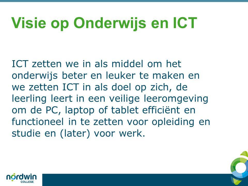 Visie op Onderwijs en ICT