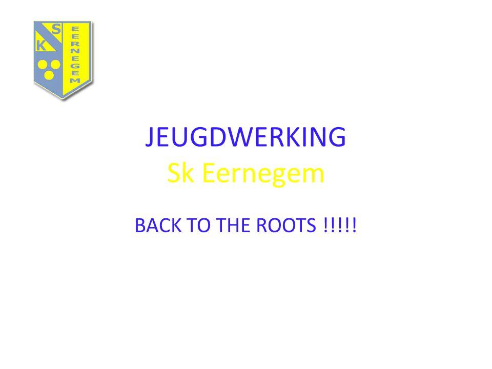 JEUGDWERKING Sk Eernegem