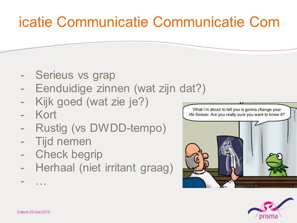 icatie Communicatie Communicatie Com