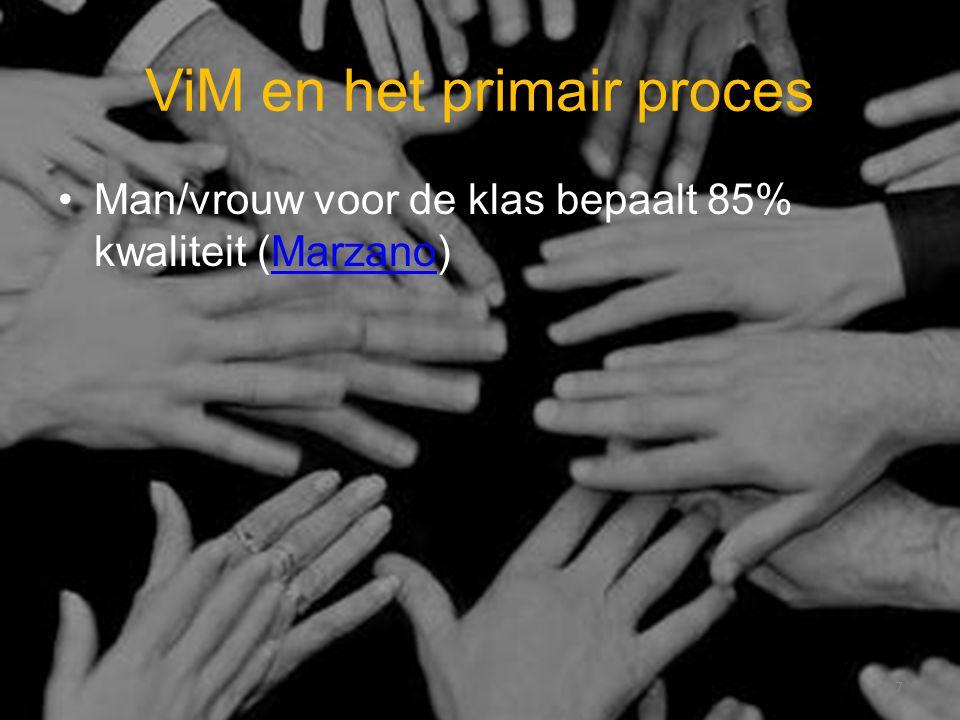 ViM en het primair proces