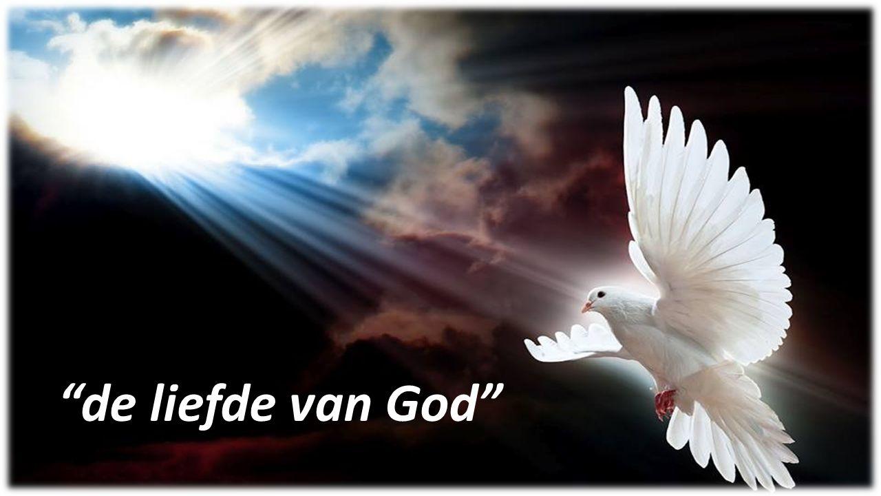 de liefde van God