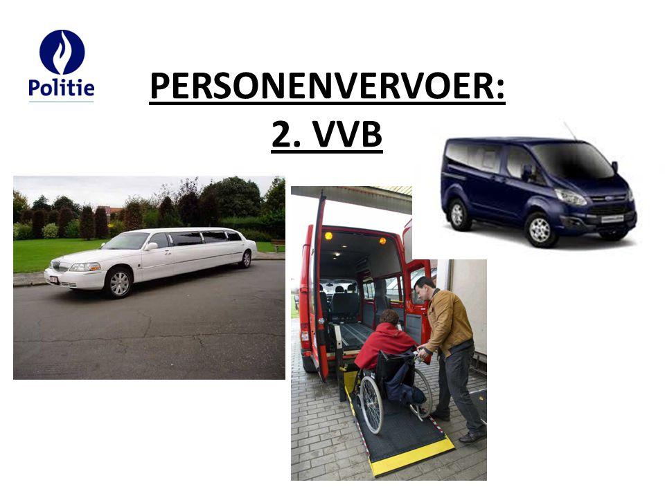 PERSONENVERVOER: 2. VVB