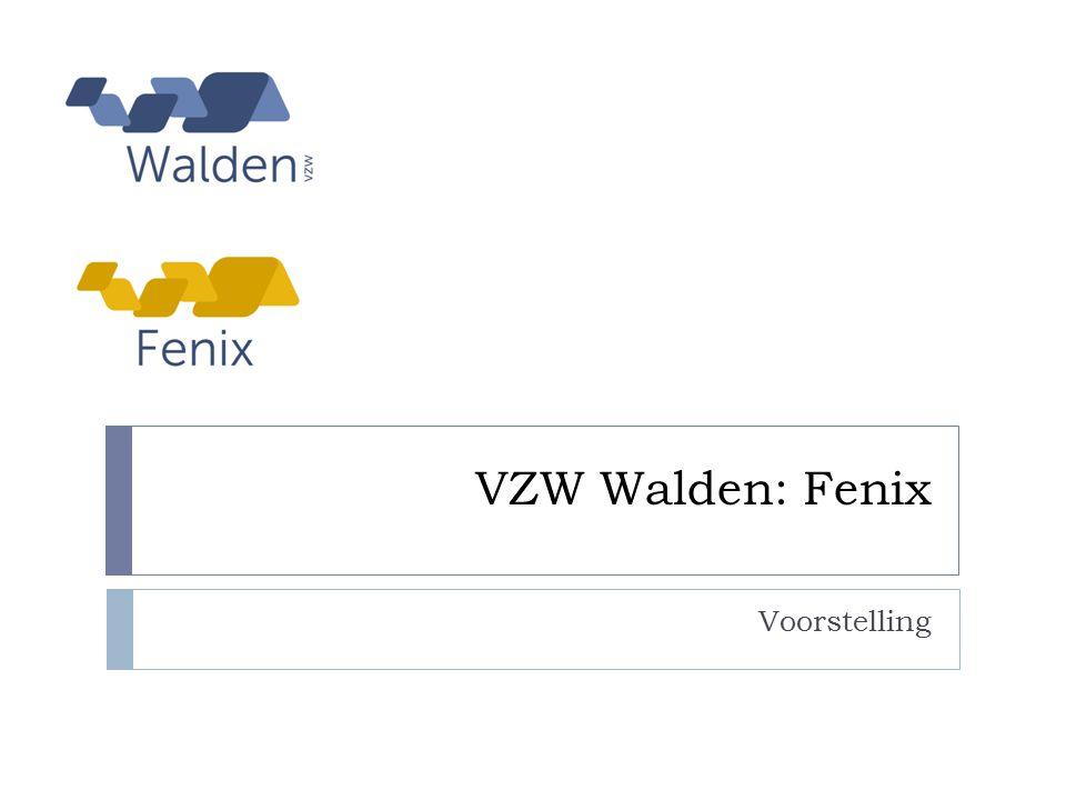 VZW Walden: Fenix Voorstelling