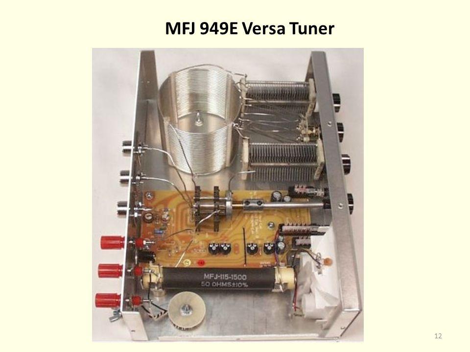 MFJ 949E Versa Tuner