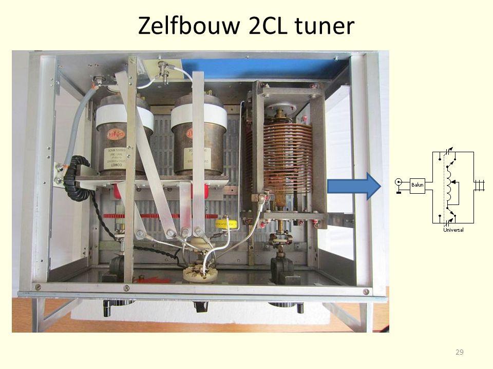 Zelfbouw 2CL tuner