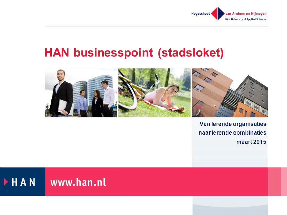 HAN businesspoint (stadsloket)