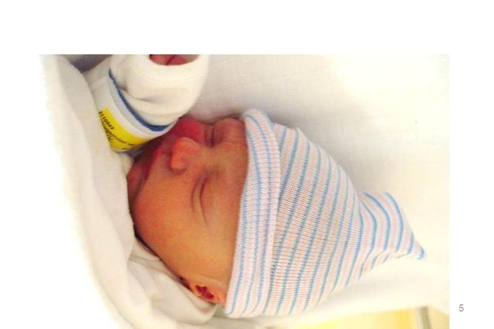 Olle van Nieuwenhuizen is op 25 juni geboren