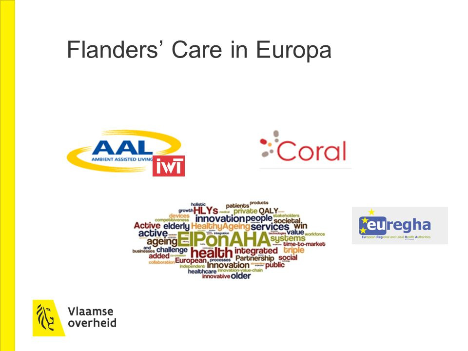 Flanders' Care in Europa