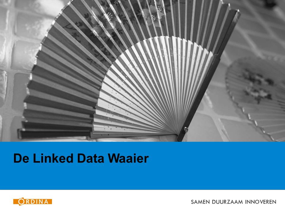 De Linked Data Waaier