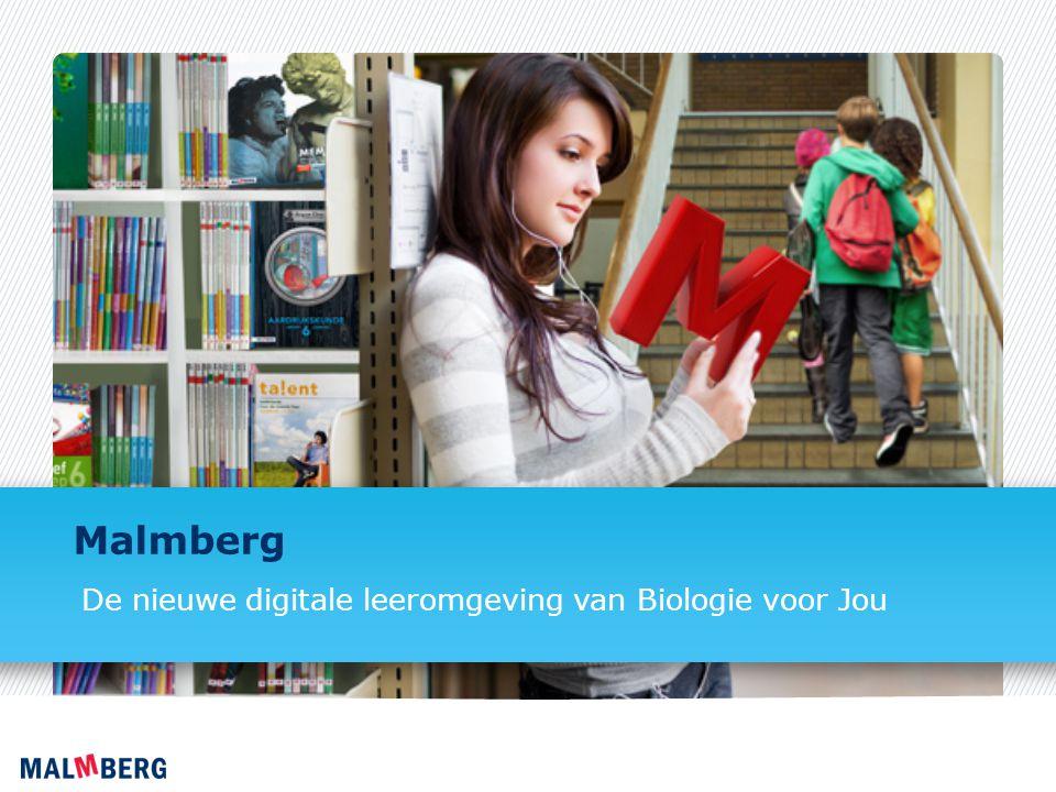 De nieuwe digitale leeromgeving van Biologie voor Jou