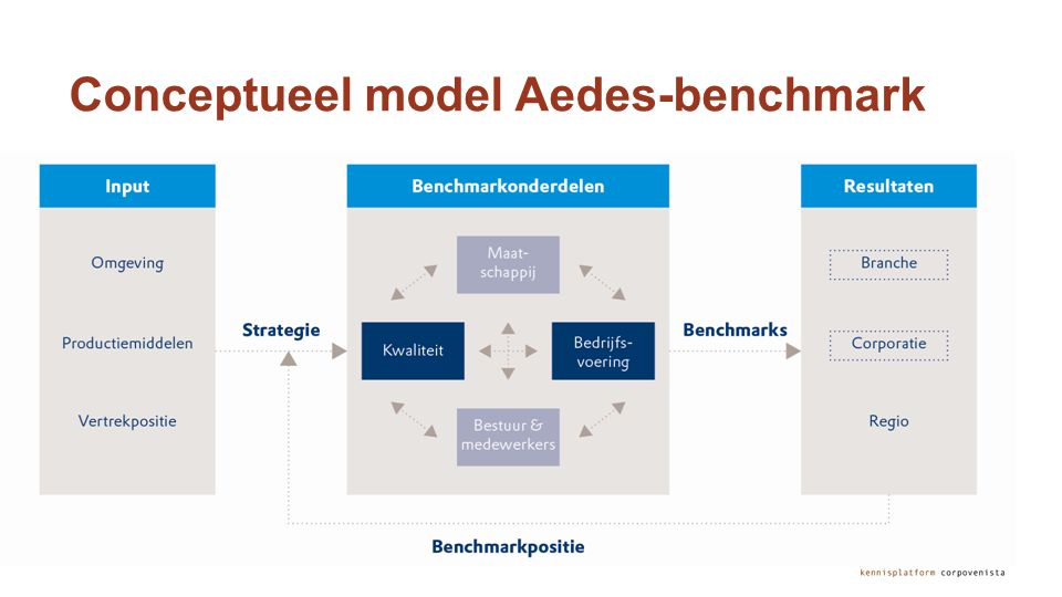 Conceptueel model Aedes-benchmark