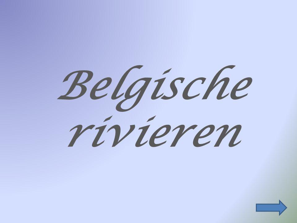 Belgische rivieren