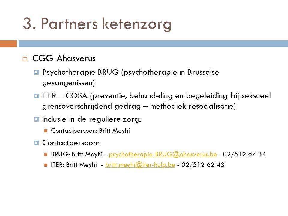 3. Partners ketenzorg CGG Ahasverus