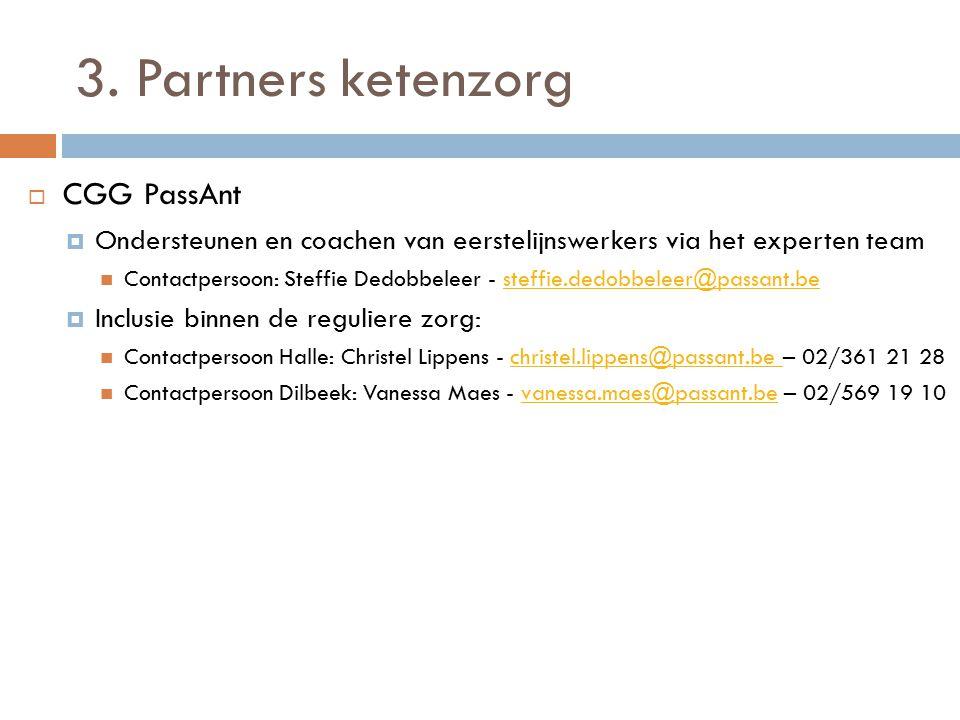 3. Partners ketenzorg CGG PassAnt