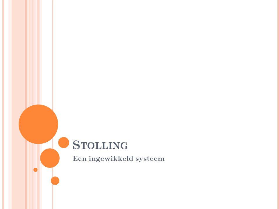 Een ingewikkeld systeem