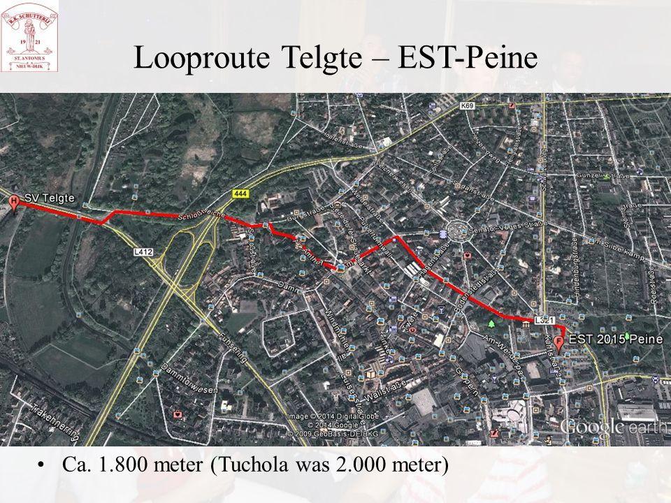Looproute Telgte – EST-Peine