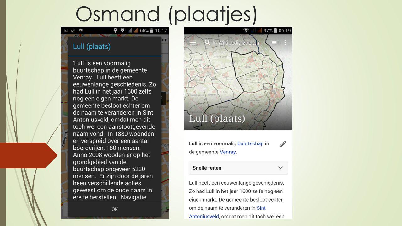 Osmand (plaatjes)