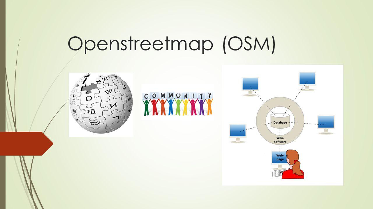 Openstreetmap (OSM)
