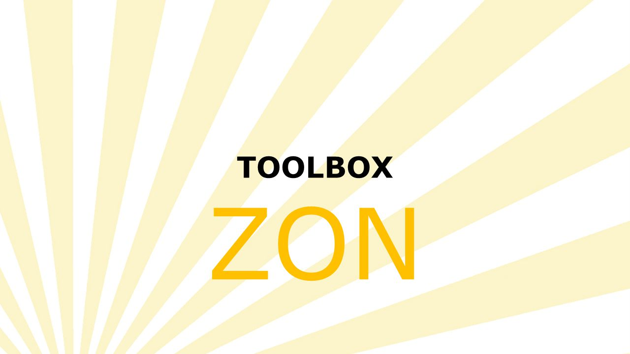 TOOLBOX ZON