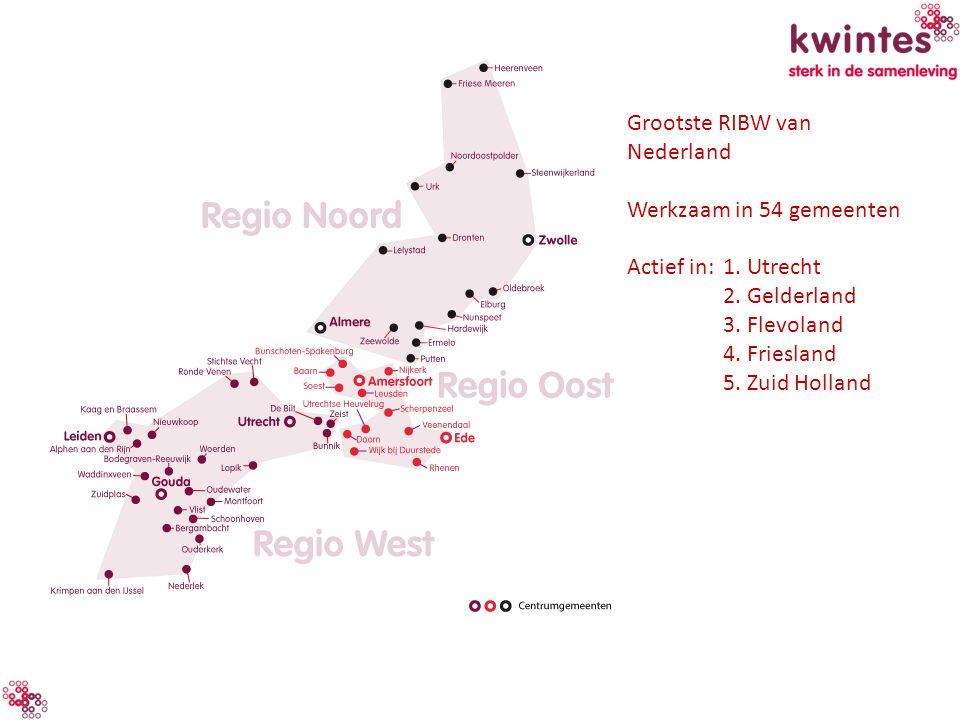 Grootste RIBW van Nederland