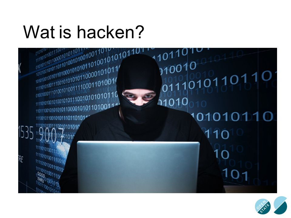Wat is hacken