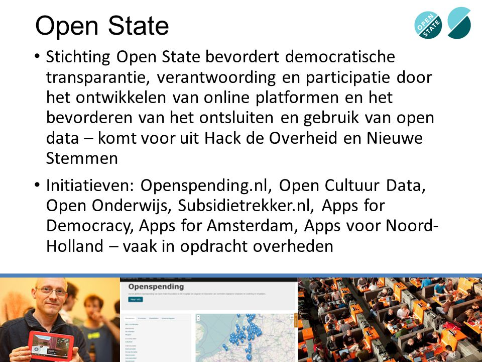 Open State