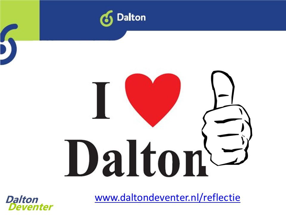 www.daltondeventer.nl/reflectie