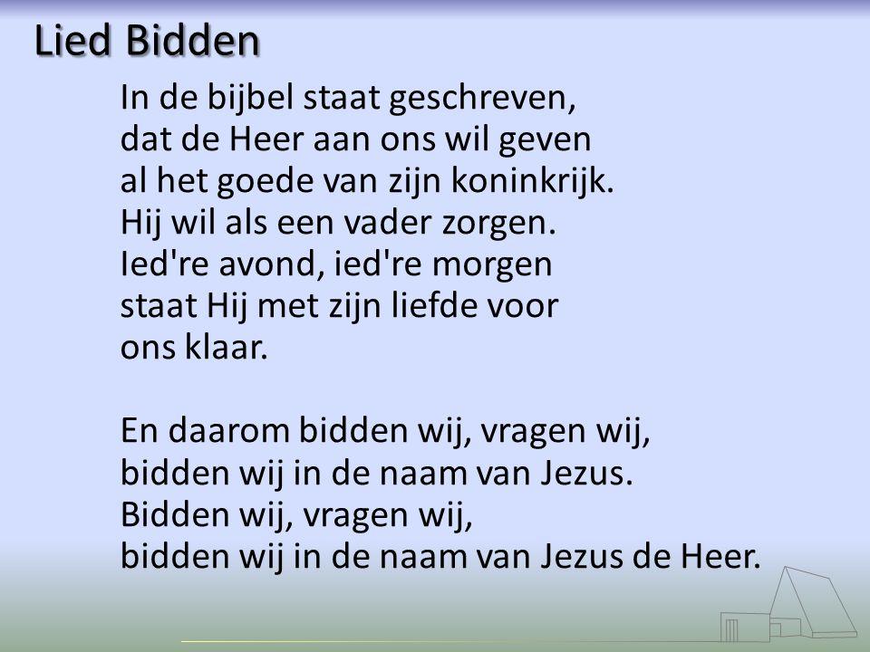 Lied Bidden