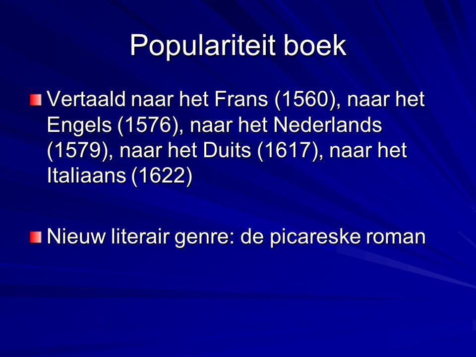 Populariteit boek